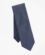 Textured Wool-Blend Tie 썸네일 이미지 1