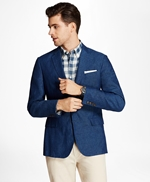 Two-Button Linen Sport Coat 썸네일 이미지 1