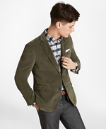 Two-Button Corduroy Sport Coat 썸네일 이미지 1