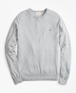 Cotton-Cashmere Crewneck Sweater 썸네일 이미지 1