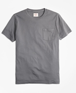 Garment-Dyed T-Shirt 썸네일 이미지 1