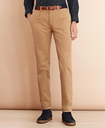 Pleat-Front Twill Chinos 썸네일 이미지 1