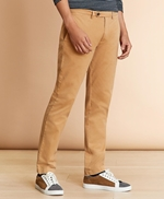 Slim Fit Garment-Dyed Stretch Chinos 썸네일 이미지 1