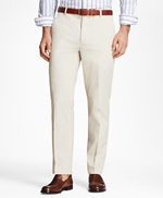 Milano Fit Supima® Cotton Poplin Stretch Chinos 썸네일 이미지 1