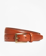 Stitched Leather Belt 썸네일 이미지 1