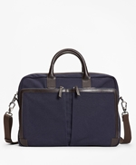 Canvas Briefcase 썸네일 이미지 1