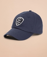Red Fleece NYC Baseball Hat 썸네일 이미지 1