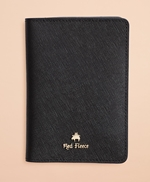 Saffiano Leather Passport Wallet 썸네일 이미지 1