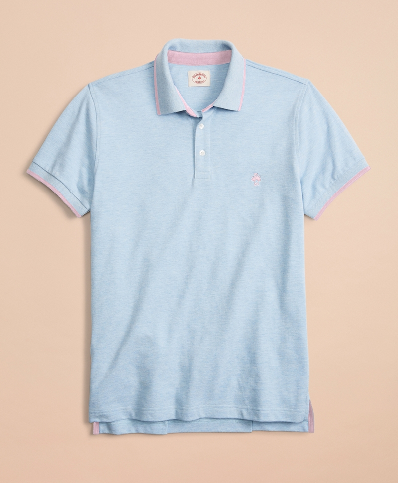Tipping Polo Shirt 썸네일 이미지 1