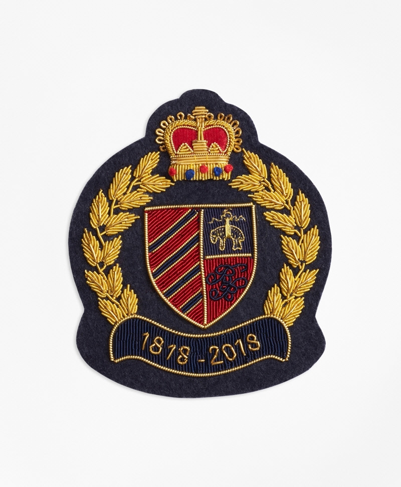 200th Anniversary Commemorative Patch 썸네일 이미지 1