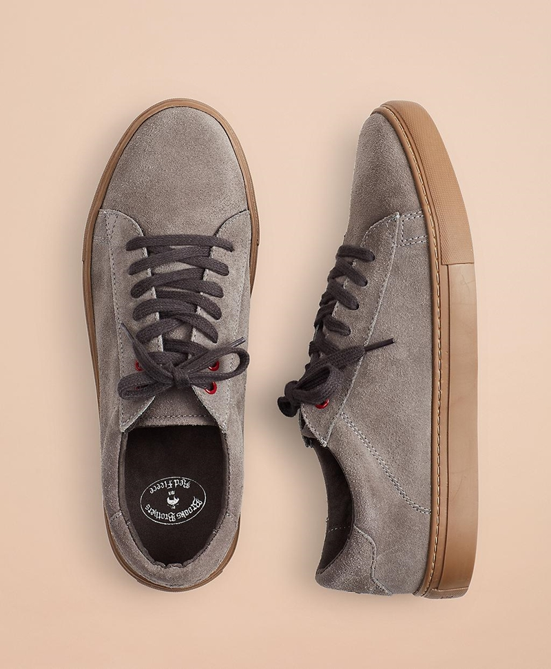 Suede Sneakers 썸네일 이미지 1