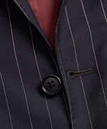 BrooksGate™ Regent-Fit Bead-Stripe Twill Suit Jacket 썸네일 이미지 2