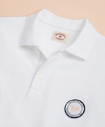 Year of the Pig Long-Sleeve Polo 썸네일 이미지 2