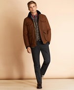 Four-Pocket Waxed Canvas Jacket 썸네일 이미지 2