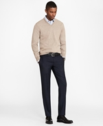 Check Washable Wool Pants 썸네일 이미지 2