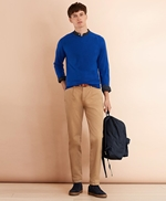 Pleat-Front Twill Chinos 썸네일 이미지 2