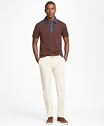 Milano Fit Fine Wale Stretch Corduroys 썸네일 이미지 2