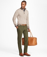 Milano Fit Brushed Twill with Stretch Chinos 썸네일 이미지 2