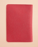 Saffiano Leather Passport Wallet 썸네일 이미지 2