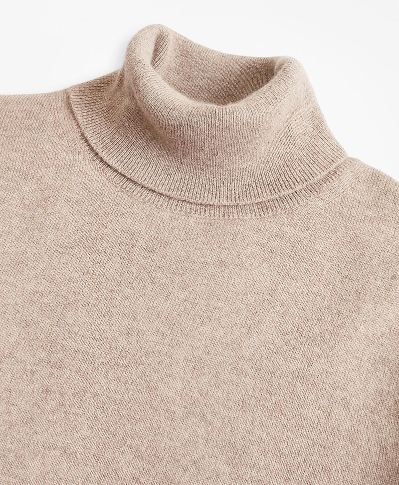 Turtleneck Cashmere Sweater 썸네일 이미지 2