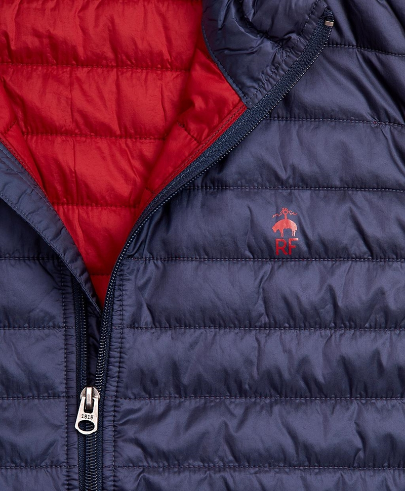 Water-Resistant Puffer Vest 썸네일 이미지 2