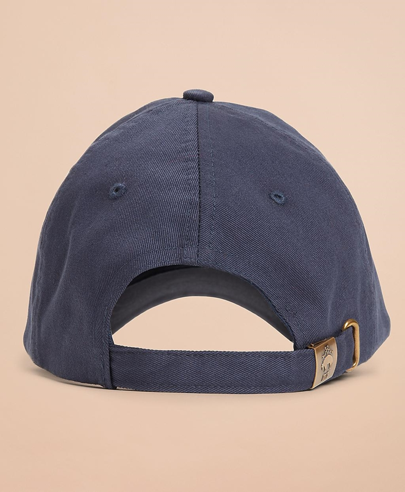 Red Fleece NYC Baseball Hat 썸네일 이미지 2
