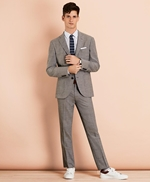 Wool-Blend Two-Button Suit 썸네일 이미지 3