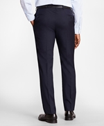 BrooksGate™ Regent-Fit Wool Suit Pants 썸네일 이미지 3