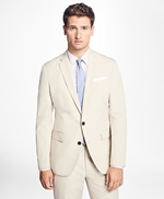 Two-Button Cotton Suit Jacket 썸네일 이미지 3