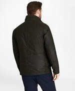 Waxed Cotton Field Jacket 썸네일 이미지 3