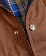 Four-Pocket Waxed Canvas Jacket 썸네일 이미지 3