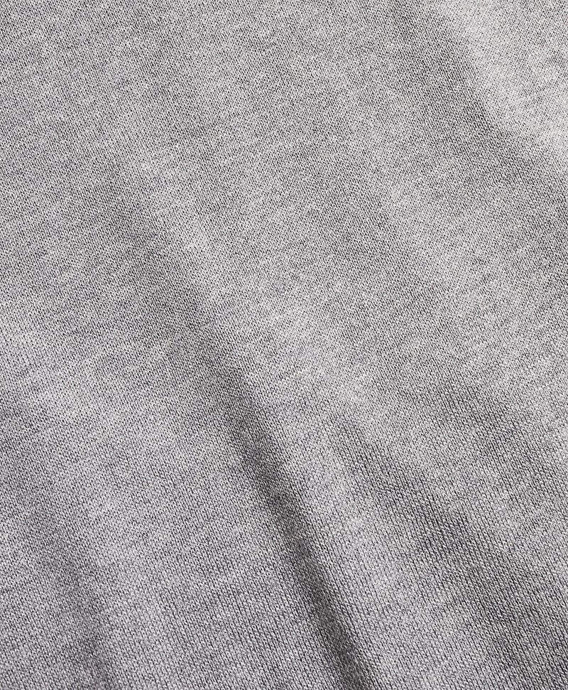 Silk And Cotton Polo Sweater 썸네일 이미지 3