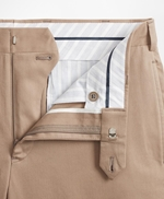 Regent Fit Supima® Cotton Trousers 썸네일 이미지 4
