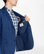 Two-Button Linen Sport Coat 썸네일 이미지 4