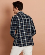 Madras Cotton Two-Button Sport Coat 썸네일 이미지 4