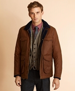 Four-Pocket Waxed Canvas Jacket 썸네일 이미지 4