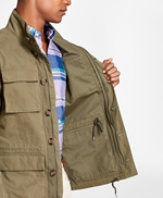 Washed Canvas Field Jacket 썸네일 이미지 4