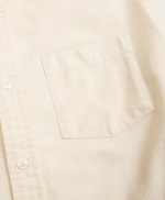 Solid Cotton Oxford Sport Shirt 썸네일 이미지 4
