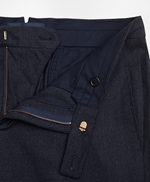 Check Washable Wool Pants 썸네일 이미지 4