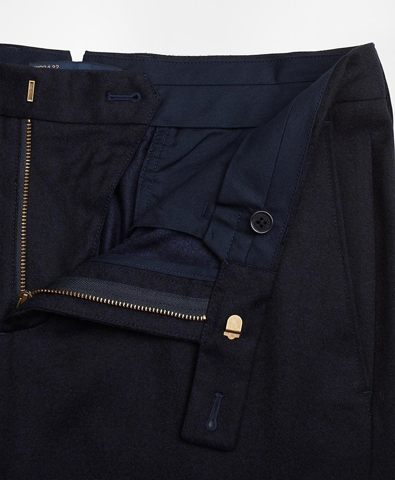 Washable Wool Pants 썸네일 이미지 4