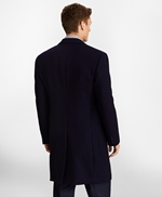 Single-Breasted Wool Topcoat 썸네일 이미지 5