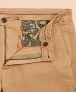 Slim-Fit Garment-Dyed Stretch Chinos 썸네일 이미지 5