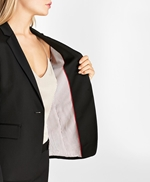 Stretch Wool One-Button Jacket 썸네일 이미지 5