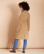 Water-Repellent Stretch-Wool Twill Trench Coat 썸네일 이미지 5