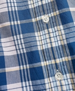 Madras Cotton Sport Shirt 썸네일 이미지 6