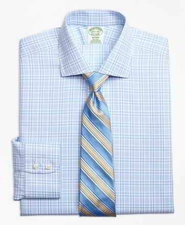 Brooks style brooks brothers for Brooks brothers dress shirt fit guide