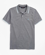 Slim Fit Tipped Polo Shirt 썸네일 이미지 1