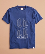Surfboard Graphic T-Shirt 썸네일 이미지 1