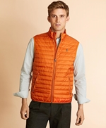 Water-Resistant Puffer Vest 썸네일 이미지 1