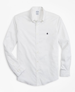 Stretch Regent Fitted Sport Shirt, Non-Iron 썸네일 이미지 1